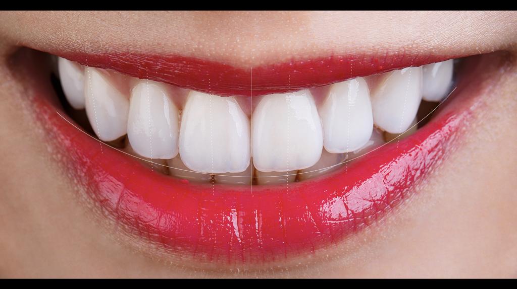 咬合平面的決定影響微笑曲線與動態笑容 | 馬永昌醫師